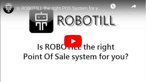 Point of Sale Software Video